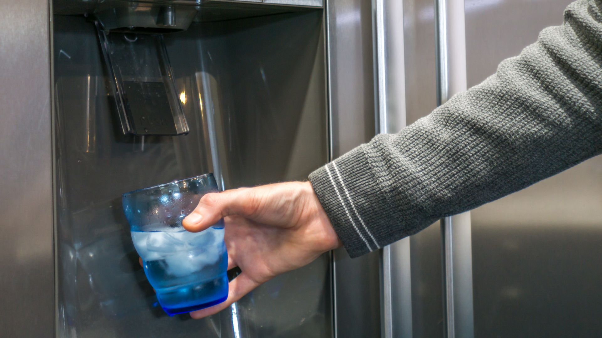 """Featured image for """"Samsung Ice Maker Not Making Ice?"""""""